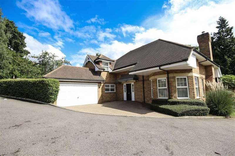 4 Bedrooms Detached House for sale in Scholars Close, High Barnet, Hertfordshire