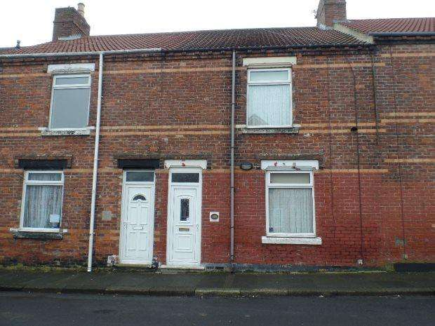 2 Bedrooms Terraced House for sale in VICTORIA STREET, SHOTTON, PETERLEE AREA VILLAGES