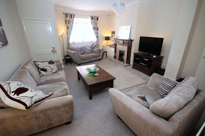 3 Bedrooms End Of Terrace House for sale in High Street, Norton