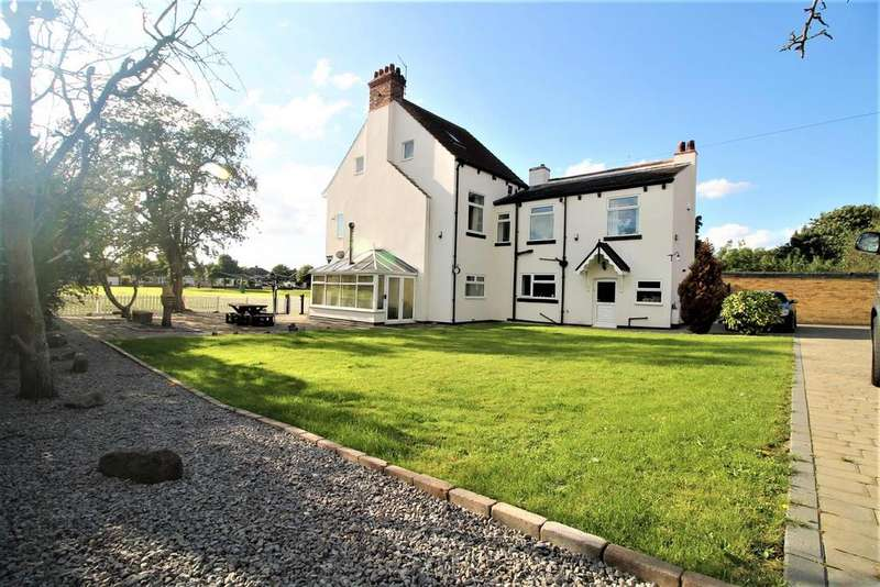 5 Bedrooms Detached House for sale in The Green, Thornaby, Stockton-On-Tees