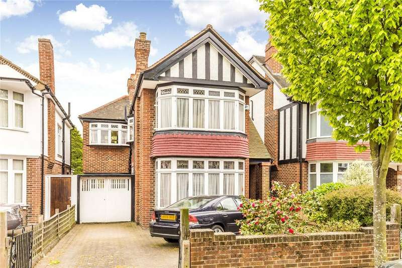 4 Bedrooms Detached House for sale in Baronsmede, Ealing, London, W5