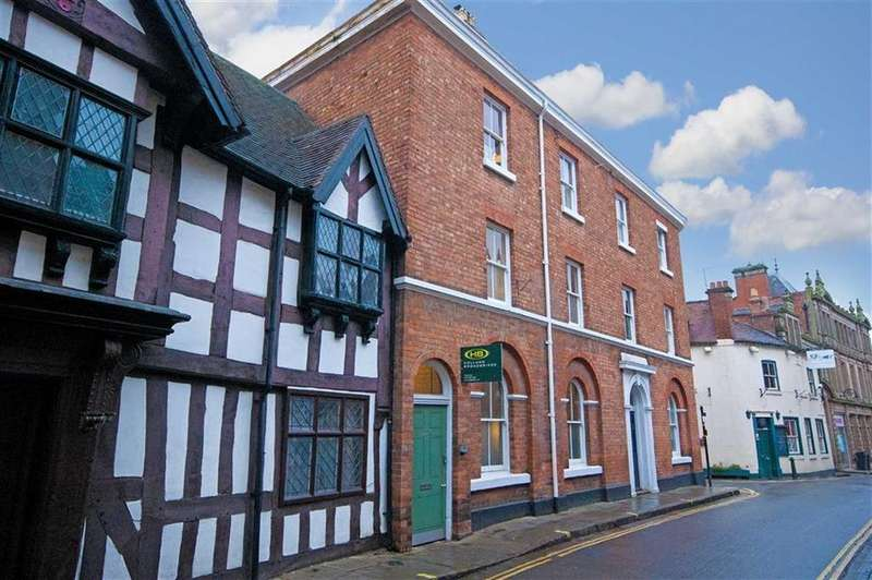 2 Bedrooms Town House for sale in Swan Hill, Shrewsbury, Shropshire
