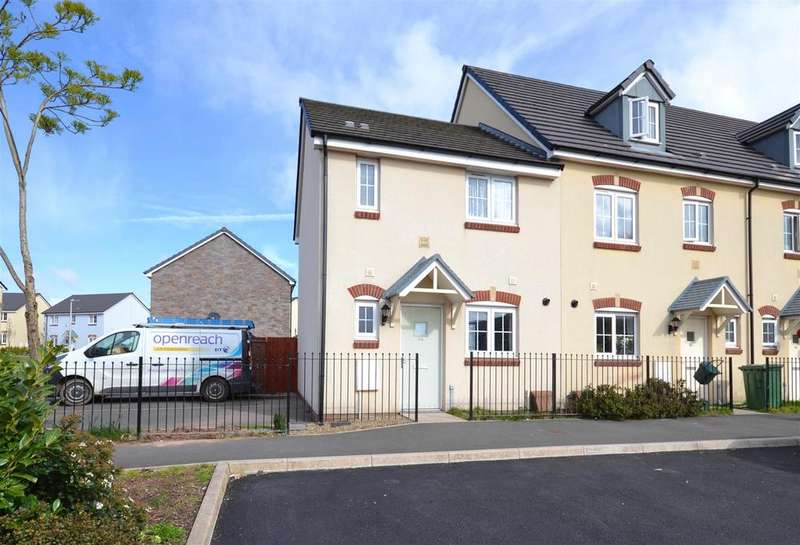 2 Bedrooms End Of Terrace House for sale in Hakin, Milford Haven
