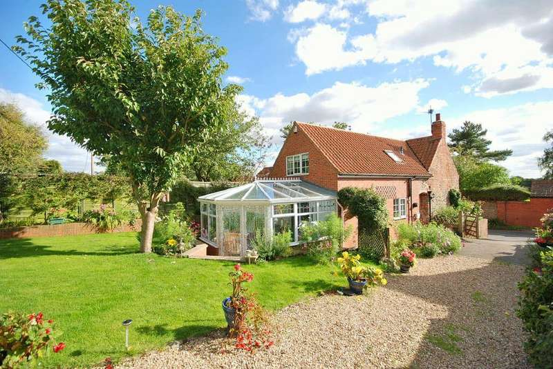 3 Bedrooms Cottage House for sale in Main Street, Flintham