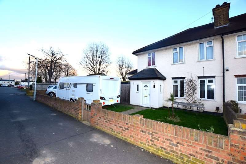 3 Bedrooms End Of Terrace House for sale in Fifth Avenue, Hayes, UB3