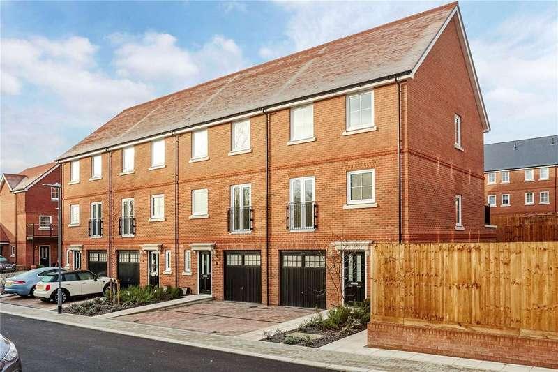 4 Bedrooms Terraced House for sale in Yew Tree Road, Dunton Green, Sevenoaks, Kent, TN14
