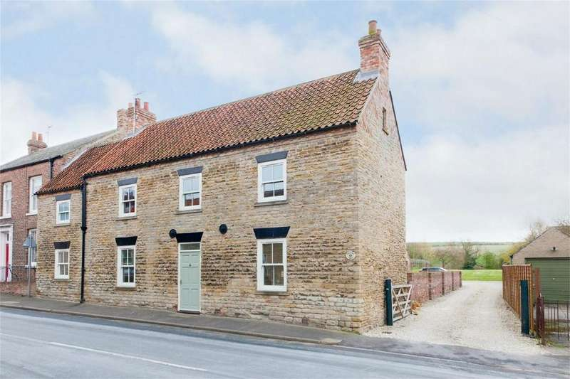 4 Bedrooms Detached House for sale in Burgate, North Newbald, York