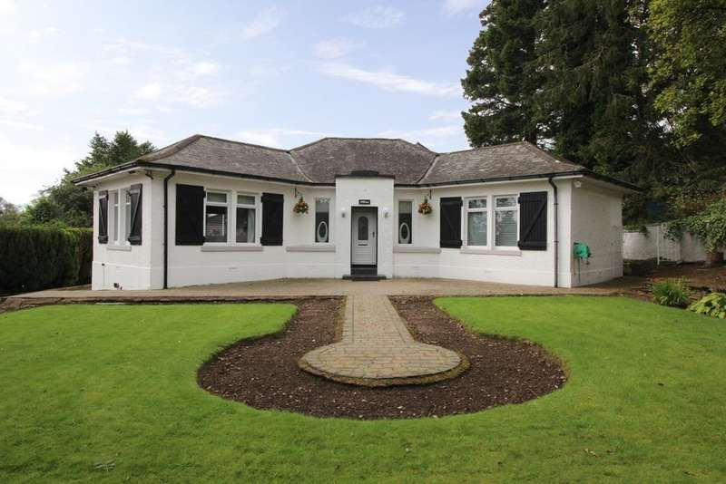 4 Bedrooms Bungalow for sale in Hillcrest Cochno Road, Hardgate, G81 6PT