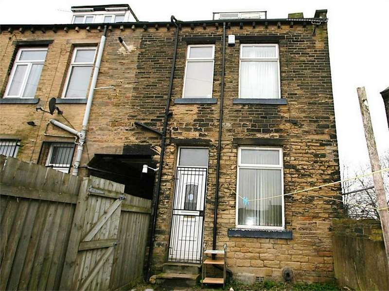 2 Bedrooms End Of Terrace House for sale in Armstrong Street, Tyersal, Bradford, West Yorkshire