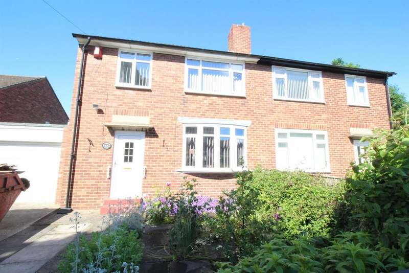 3 Bedrooms House for sale in Tenbury Crescent, Newcastle Upon Tyne