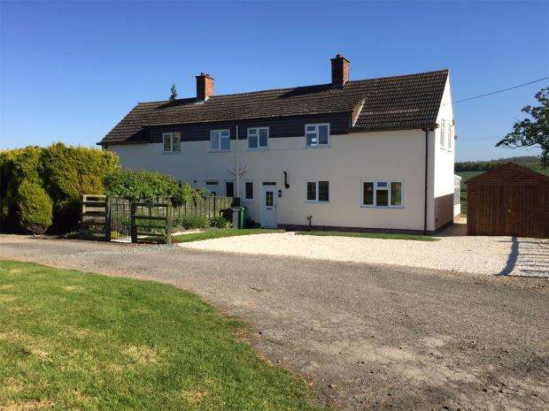 3 Bedrooms House for sale in Mayfield Cottage, Golding, Cound, Shrewsbury