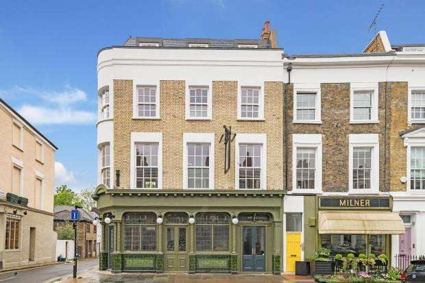1 Bedroom Flat for sale in Princess Road, Primrose Hill, London, NW1