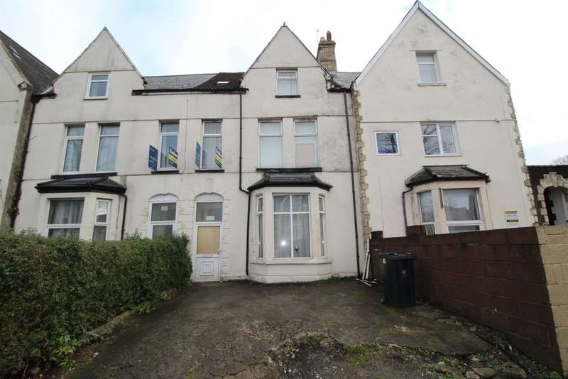 8 Bedrooms Terraced House for sale in Richmond Road, Cardiff