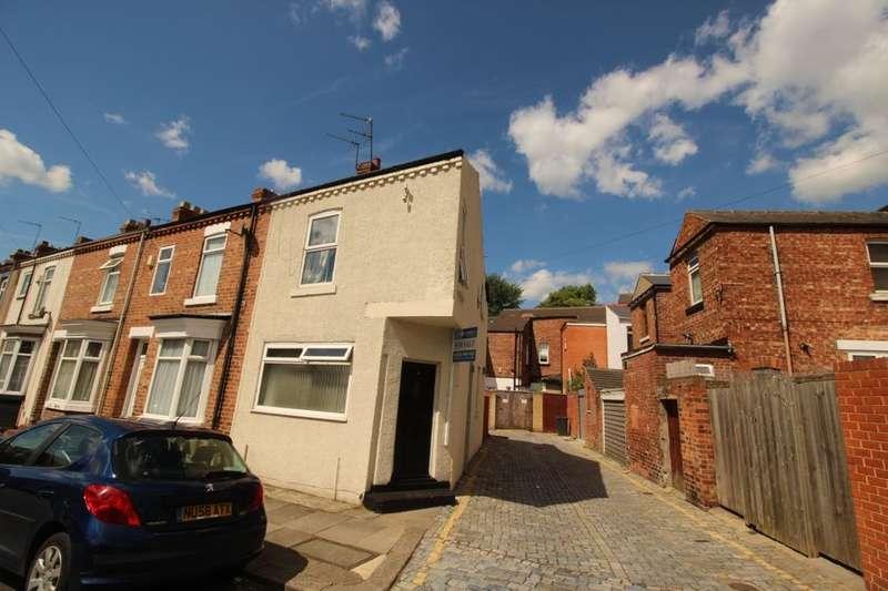 2 Bedrooms Property for sale in Bedford Street, Darlington, DL1