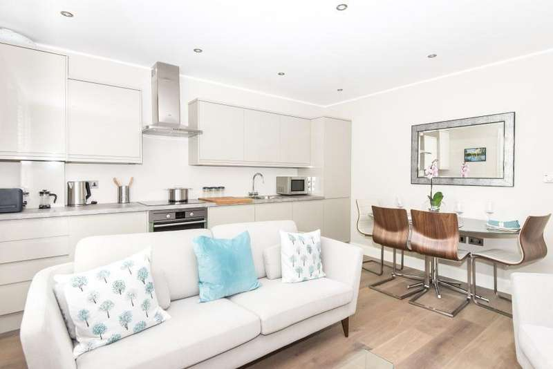 2 Bedrooms Flat for sale in North End Road, West Kensington, W14
