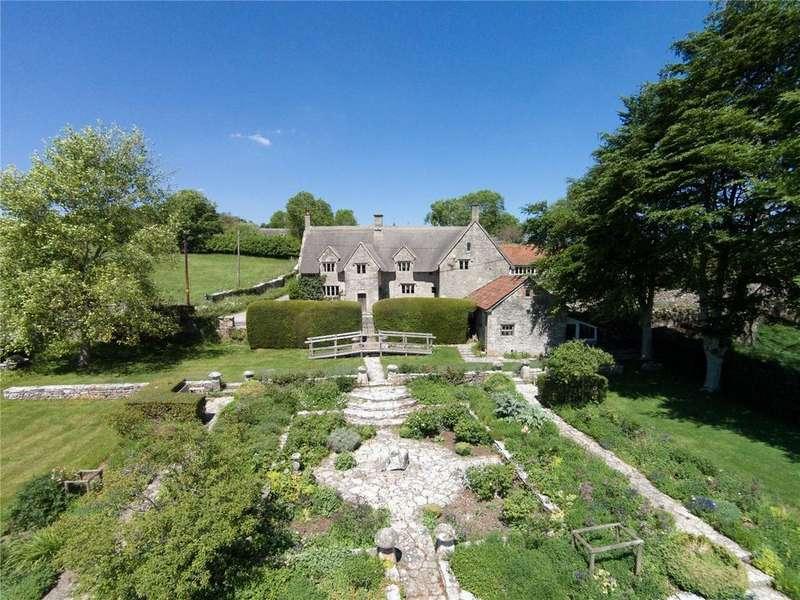 6 Bedrooms Unique Property for sale in Chicksgrove Manor Farm, Tisbury, Salisbury, Wiltshire, SP3