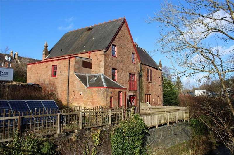 4 Bedrooms Semi Detached House for sale in 2 Baille Hall, Newtown St Boswells, MELROSE, Scottish Borders, Scotland