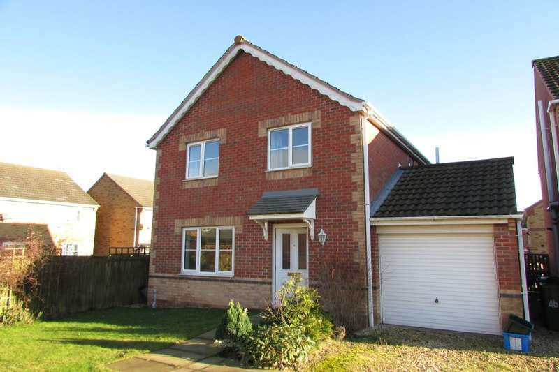 4 Bedrooms Detached House for sale in Bedford Way, Scunthorpe, DN15
