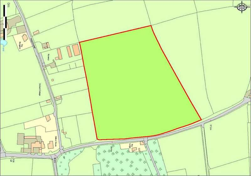 Land Commercial for sale in Land on Pitmore Lane, Sway, Lymington, Hampshire, SO41