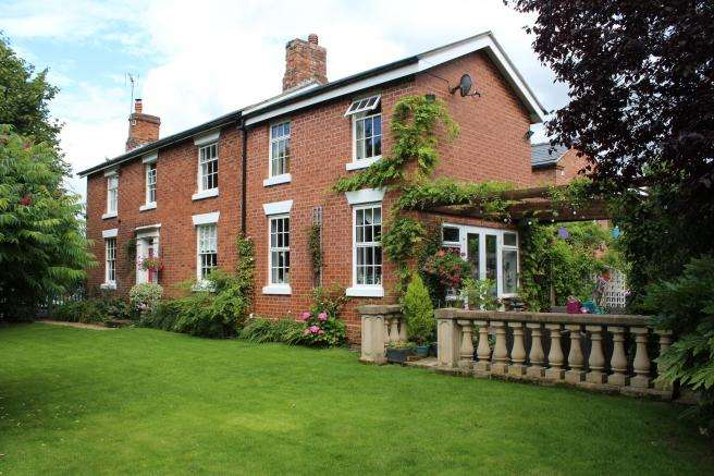 4 Bedrooms Semi Detached House for sale in The Lea, 55 Church Aston, Church Aston, Newport, Newport, TF10 9JS