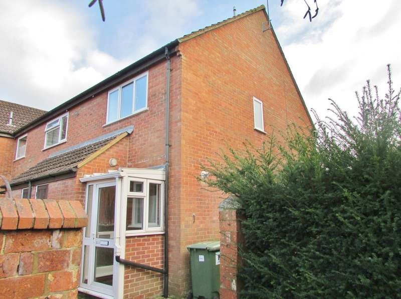 2 Bedrooms End Of Terrace House for rent in Chandlers Close, Wantage, OX12