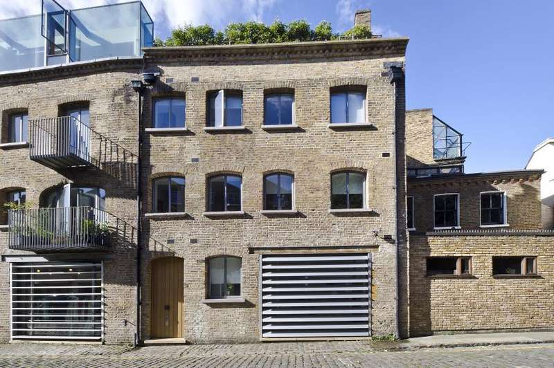 1 Bedroom House for sale in Powis Mews, Notting Hill W11