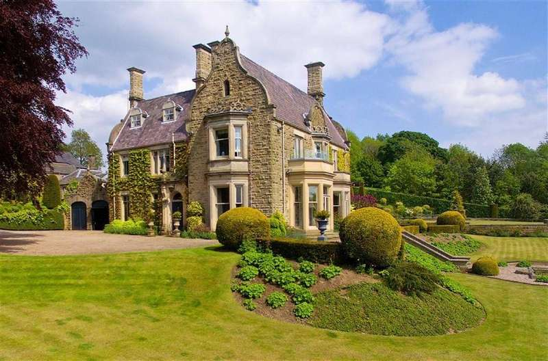 7 Bedrooms Country House Character Property for sale in Ridge Hill, Sutton, Macclesfield