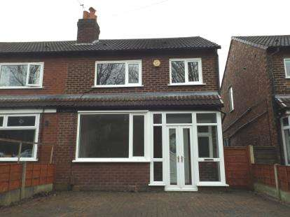 3 Bedrooms Semi Detached House for sale in Gower Avenue, Hazel Grove, Stockport, Cheshire