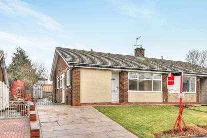 2 Bedrooms Bungalow for sale in Kingsdale Avenue, Burnley, Lancashire