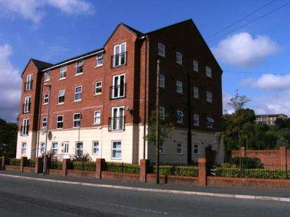 2 Bedrooms Flat for sale in 1 Hawkins Close, Manchester, Greater Manchester