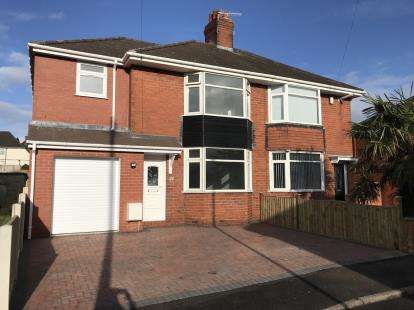 3 Bedrooms Semi Detached House for sale in Collis Avenue, Hartshill, Stoke On Trent, Staffs