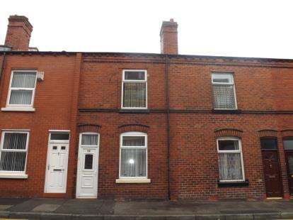 2 Bedrooms Terraced House for sale in King Street, Newton Le Willows
