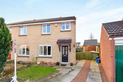 3 Bedrooms Semi Detached House for sale in St. Hildas Road, Northallerton, .