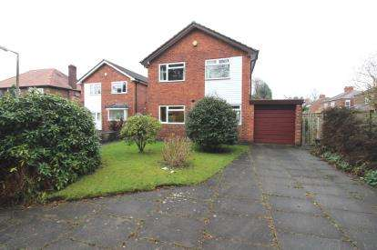 4 Bedrooms Detached House for sale in Lyntonvale Avenue, Gatley, Cheadle