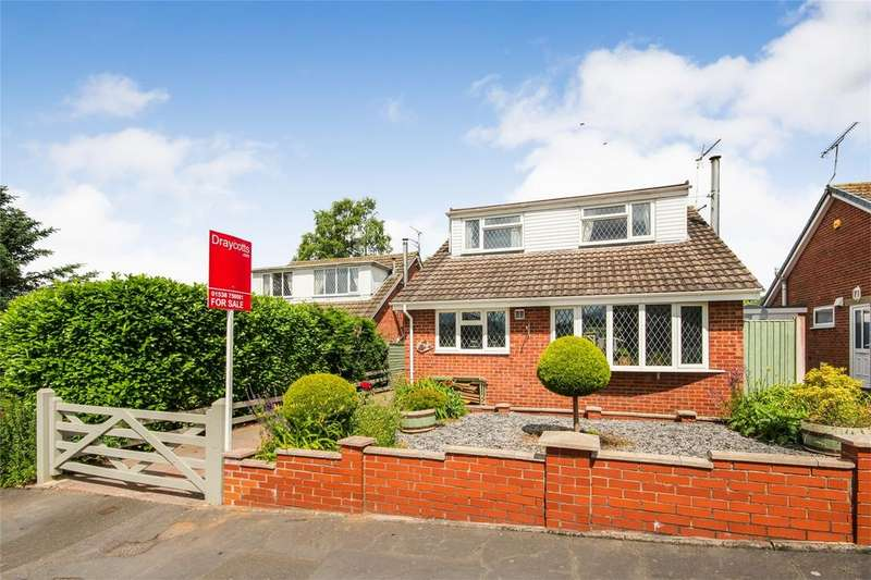 4 Bedrooms Detached House for sale in Willow Close, Tean, Staffordshire