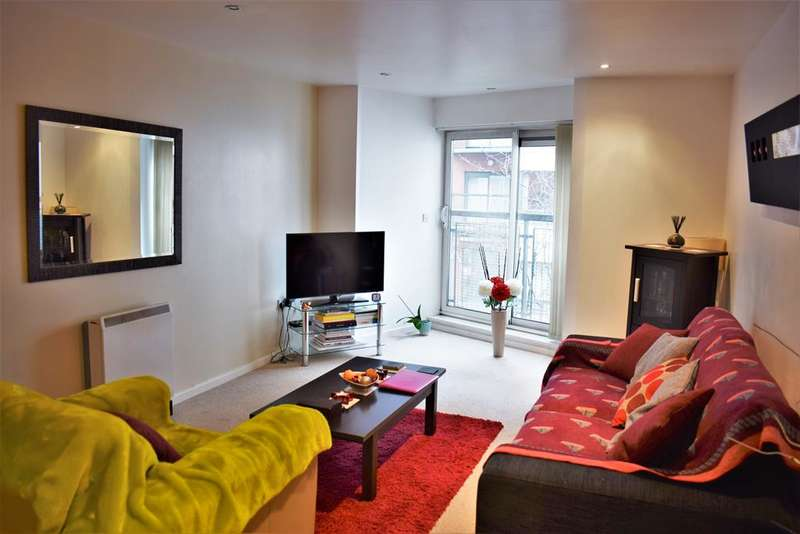 1 Bedroom Apartment Flat for sale in The Citadel, 15 Ludgate Hill, Manchester, M4 4AL