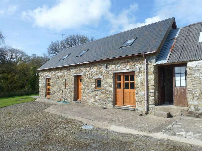 2 Bedrooms Farm Commercial for sale in Pwll Farm comprising 109 Acres including, Pwll Farm Stable and Pwll Farm Cottage, Newport, Pembrokeshire