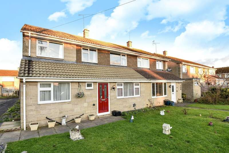 4 Bedrooms Semi Detached House for sale in Kempsford
