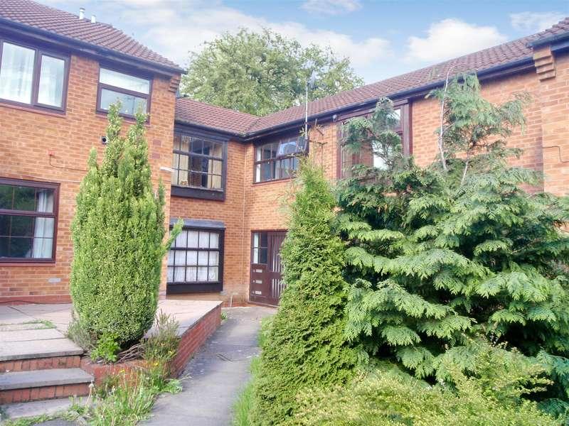 1 Bedroom Studio Flat for sale in Avonbank Close, Redditch, B97 5XR