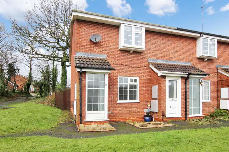1 Bedroom Maisonette Flat for sale in Perryfields Close, Redditch, B98 7YP