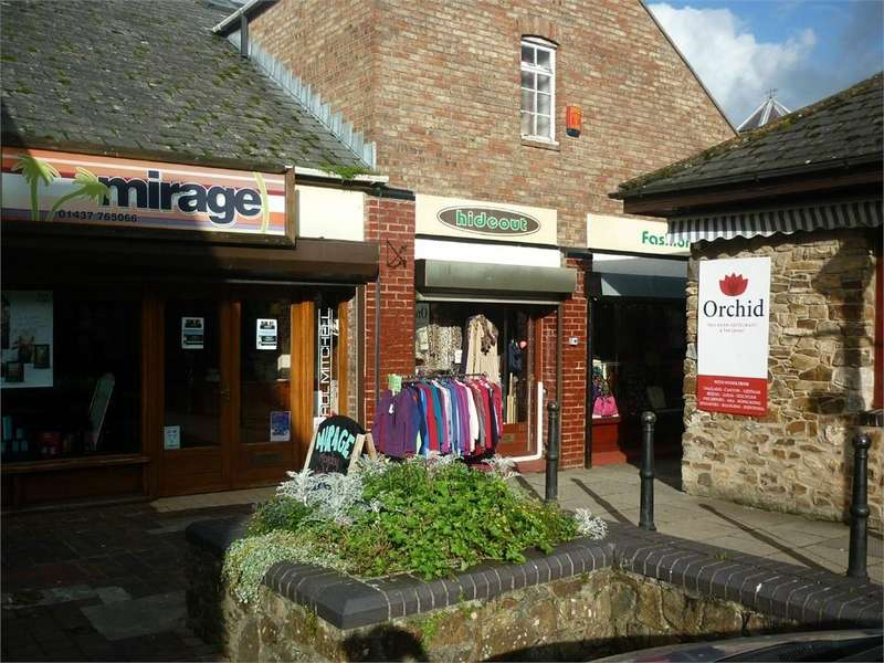 Terraced House for sale in No: 15 Riverside Arcade, Haverfordwest, Pembrokeshire
