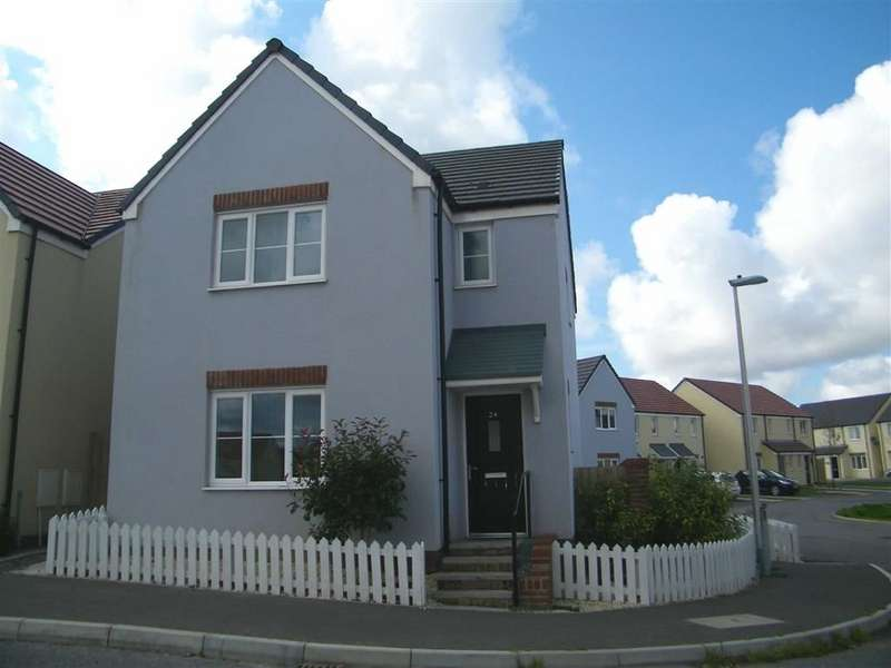 3 Bedrooms Detached House for sale in Sunningdale Drive, Hubberston, Milford Haven