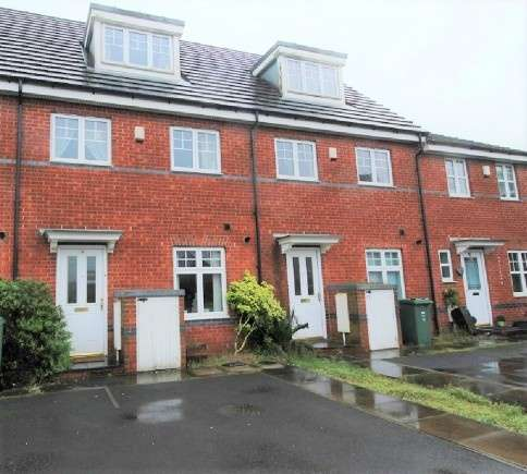 3 Bedrooms Town House for sale in Oakwood Grove, Radcliffe