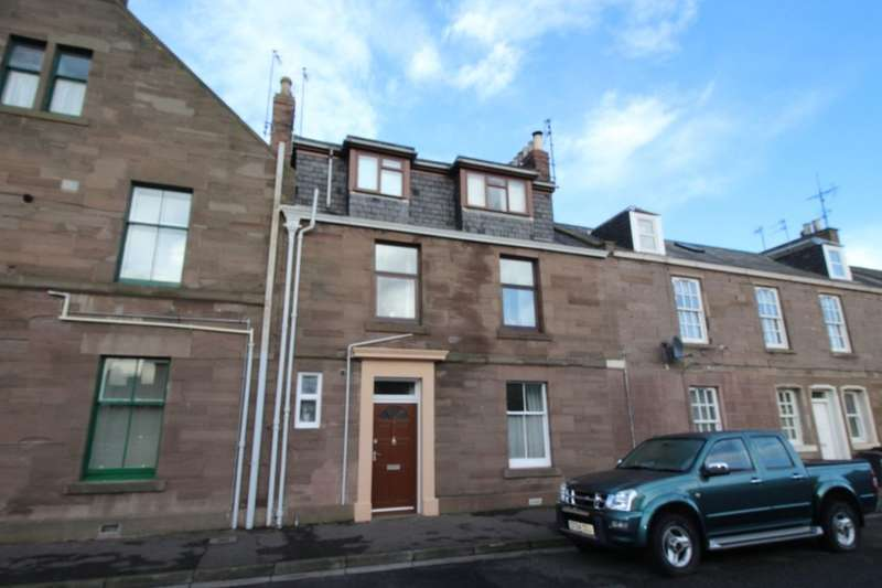 1 Bedroom Flat for sale in Railway Place, MONTROSE, DD10