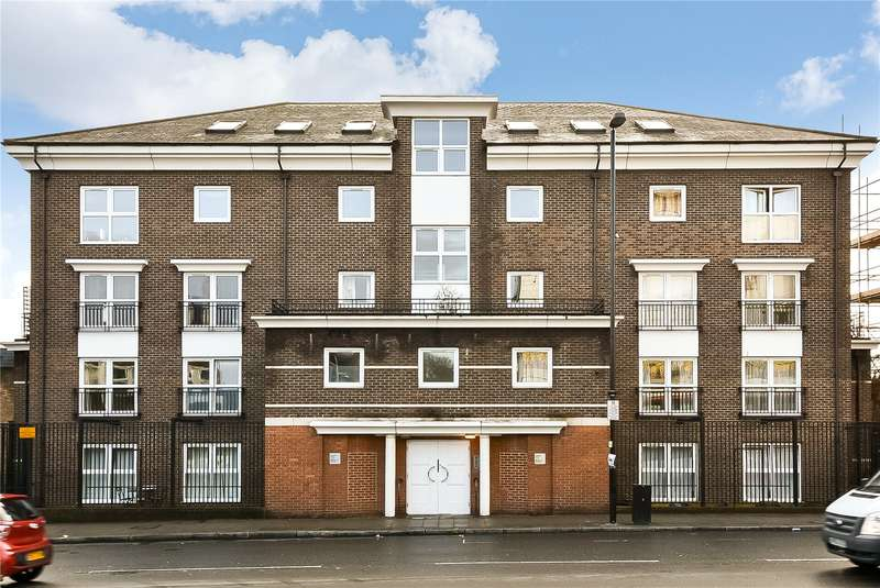 2 Bedrooms Flat for sale in Melville Place, London, N1