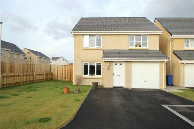 4 Bedrooms Detached House for sale in 15 Linkwood Court, Elgin, Moray