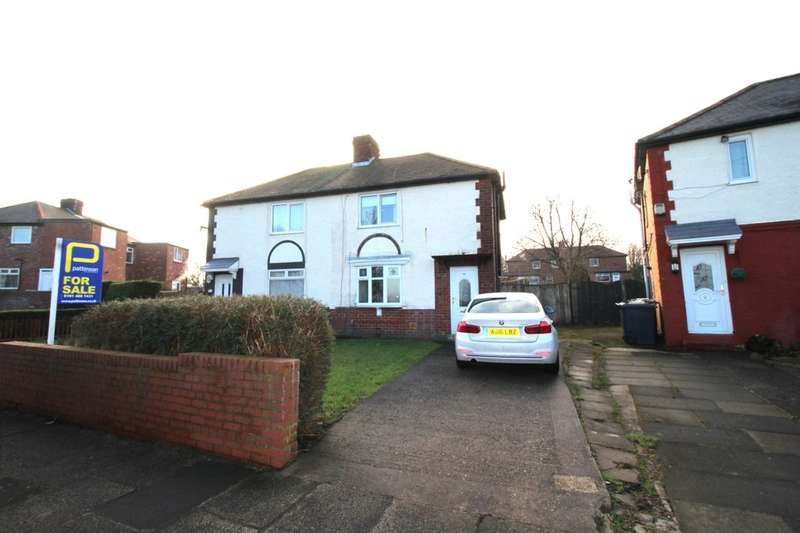 2 Bedrooms Semi Detached House for sale in Primrose Terrace, Jarrow, NE32