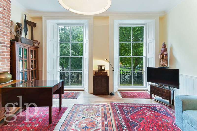 1 Bedroom Flat for sale in Argyle Square, Bloomsbury, WC1H