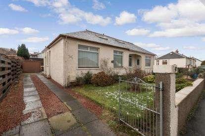 2 Bedrooms Bungalow for sale in Moorburn Road, Largs