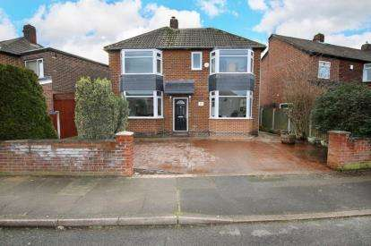 3 Bedrooms Detached House for sale in Leedham Road, Rotherham, South Yorkshire